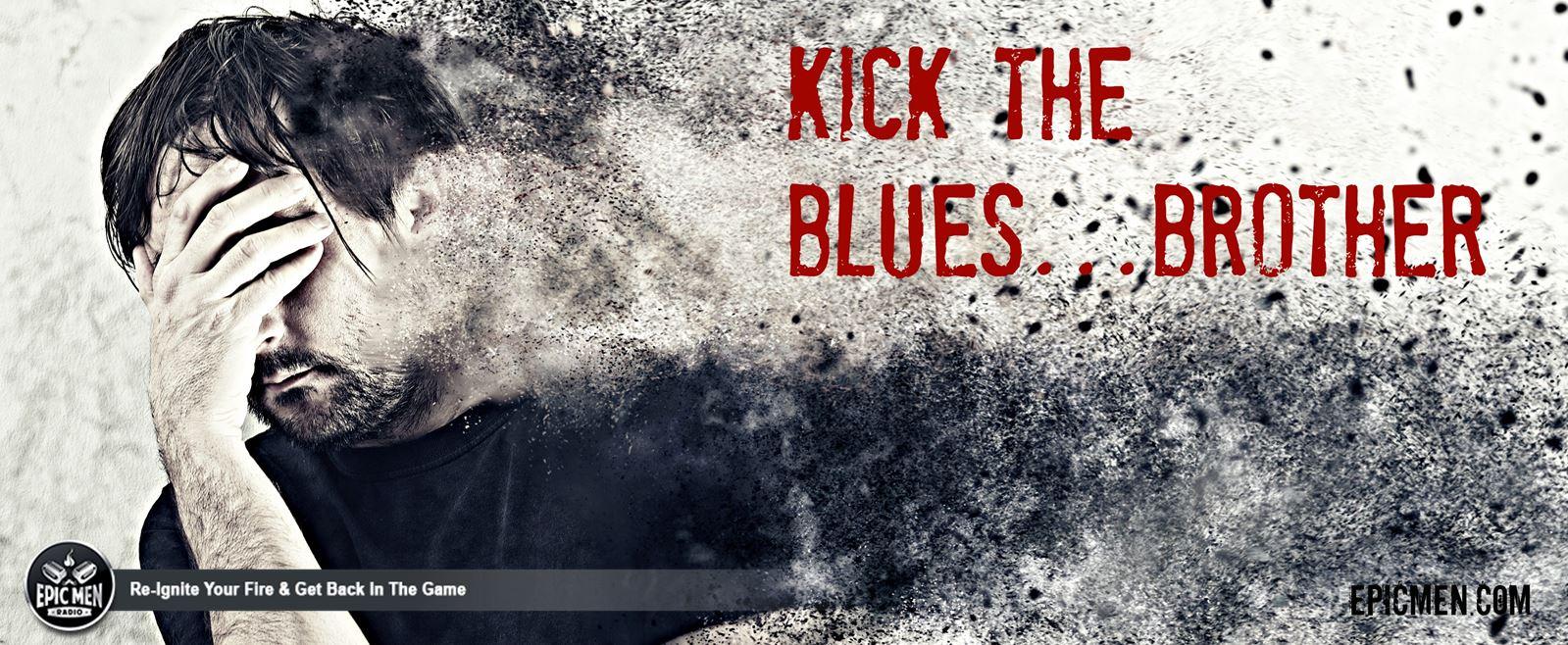 Kick The Blues with Radio tag